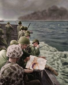landing craft assault d-day
