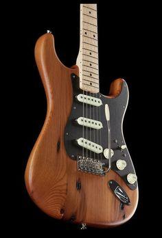 Fender AM PRO VIN '59 Pine Stratocaster