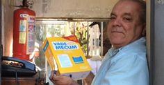 Aos 61 anos, porteiro realiza sonho de cursar Direito e diz: 'Nunca é tarde'