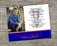 Eagle Scout InvitationCommitment photo by ItsAllAboutTheCards, $15.00