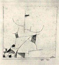 Ohne Titel, 1914 Paul Klee