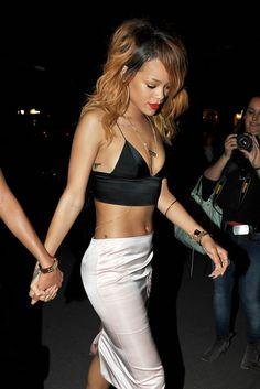Rihanna, fab style