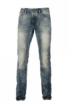 Scotch & Soda Phaidon Ignition Jeans in Light Blue at Intro