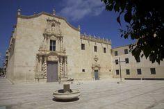 Monasterio de la Santa Faz en Alicante (España)