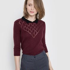 Image Pull col polo MADEMOISELLE R
