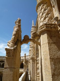 Mosteiro dos Jeronimos, Lispoa Portugal (Luglio)