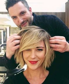 Very popular bob haircuts for round face