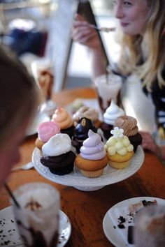 Call into Sweet Envy (341 Elizabeth Street, North Hobart) and you'll discover its more than just a coffee shop.   Photo: Tourism Tasmania & Kathryn Leahy