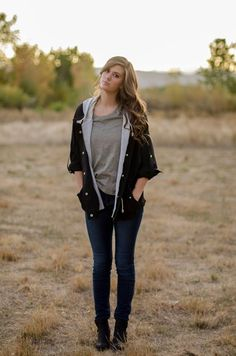 Haley Jacket  #FallFashion #FallTrends #SuburbanGirlBoutique #Trendy #Clothes #Jacket