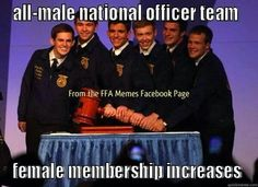 FFA memes -----  TIME for the All - Female Team!!!