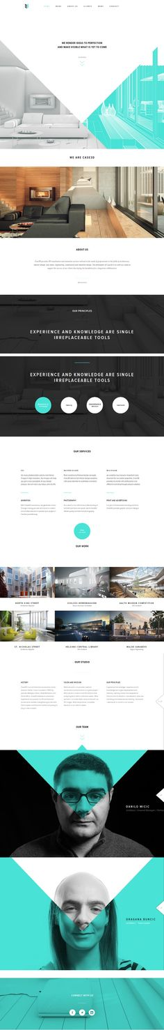 Case 3D 22 May 2013 http://www.awwwards.com/web-design-awards/case-3d #webdesign #inspiration #UI #Minimal #BigBackgroundImages #Animation #Parallax #Scroll #Black #White #Green