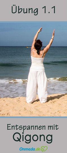 Qigong. Kurs 1, Übung 1: Meridian Massage (Bildquelle: istock)