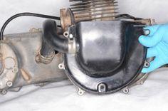 Suzuki LT80 Fan Cover Installation