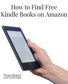 How to find free Kindle books on Amazon - help finding free Kindle eBooks by genre