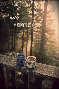 Hello September! Going to be a great month <3.  Source http://feelingandloving.tumblr.com/