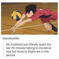 Image result for haikyuu thighs