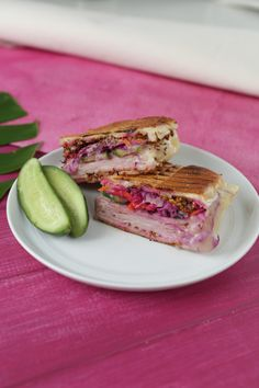 Cuban sandwiches are known for their out-of-this-world flavor thanks to…