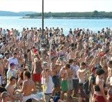 Croatia Outlook 2011 on beach during the day
