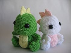 Amigurumi Dinosaur | Flickr - Photo Sharing!