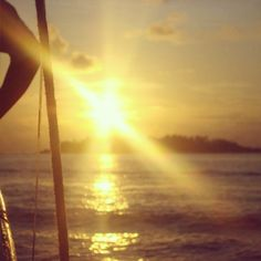Sunset Bay. North Male. Maldives