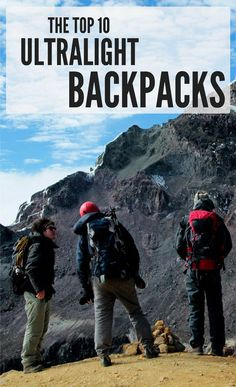 Check out the Best Ultralight backpacks for hiking. These lightweight backpacks are perfect for multi-day hikes, thru-hikes and backpacking trips. Thru Hiking, Hiking Tips, Hiking Gear, Backpacking Checklist, Camping Guide, Backpacking Trips, Best Ultralight Backpack, Ultralight Backpacking, Kayak Camping
