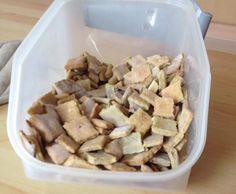 Recette Friandise pour chien par dinan22 - recette de la catégorie Basiques