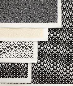 Paper graphics by Adeline Klam