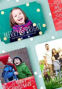 40, 70, or 100 Personalized Photo Cards: PhotoAffections