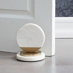Deco Marble Doorstop