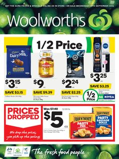 Woolworths Catalogue 14 - 20 September 2016 - http://olcatalogue.com/woolworths/woolworths-catalogue.html