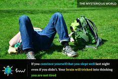 #health #sleep #facts