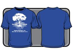 Talley Family Reunion T-Shirt by Olympic Promos
