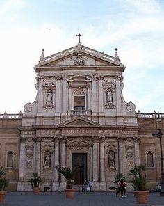 Carlo Maderno's Ecclesia di Santa Susanna, Rome
