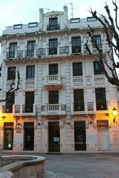 Casa Fuente de San Andres. Author: Julio Galán (1911).