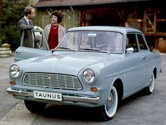 Ford Taunus 12 M - 1962