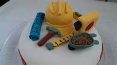 civil engineer cake made for civil engineer details in fondant