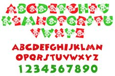 It's Christmas time! Celebrate this Christmas with Mickey. This Disney font is . It's Christmas time! Celebrate this Christmas with Mickey. This Disney font is perfect for invit Christmas Fonts, Mickey Christmas, Christmas Banners, Christmas Printables, Party Printables, Christmas Time, Holiday Banner, Holiday Decorations, Holiday Ideas