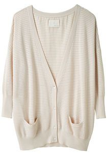 eyelet cardigan by girl by band of outsiders
