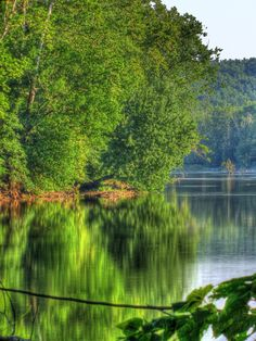 Shenandoah River, Virginia