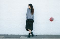 Love this slouchy look! FASHION & BEAUTY Archives - Page 4 of 21 - BLEUBIRD