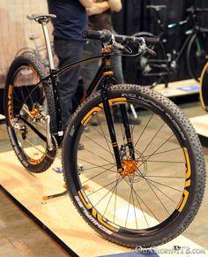 2013 NAHBS  English Cycles - Custom Rigid 29er Mountain Bike 8553aacc8