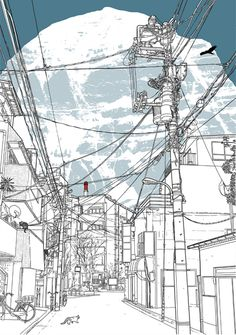 """阿科添加关注发送消息 The city's snow-capped mountains thirty-six King is novel """"cement Bloom"""" with illustration"""