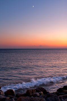 Ierapetra at dusk ~ Crete