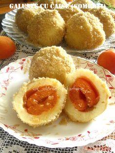 Healthy Sweets, Dumplings, Delicious Desserts, Cooking Recipes, Pudding, Food, Magick, Chef Recipes, Custard Pudding