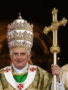 Image result for Vatican triple crown