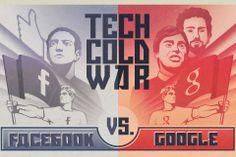 Facebook und Google möchten sich auf ihre jeweils eigene Art und Weise die Macht über die digitale Welt verschaffen. Besonders...