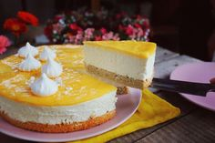 Hungarian Cake, Hungarian Recipes, Hungarian Food, Mousse, Eat Pray Love, Traditional Cakes, Salty Snacks, Cake Cookies, Vanilla Cake