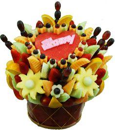 Birthday special by Bountiful fruit arrangements