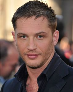 Studs of The Dark Knight Rises: Tom Hardy <3