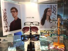 Lacoste frames for men and women